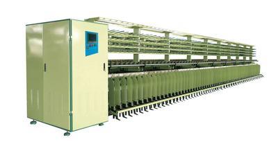 YX2012-B电脑数控自动复捻机120锭