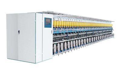 YX2007-电脑数控自动倍捻一步纺捻线机